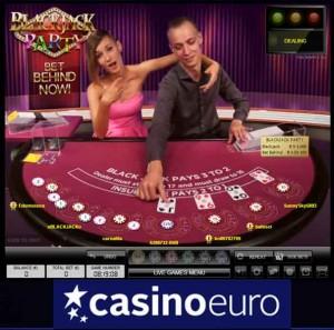 Party Blackjack CasinoEuro