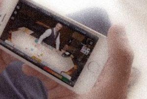 mobiel spelen