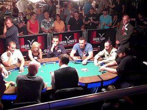 Poker evenement