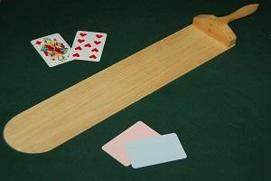Bij baccarat heb je maar 3 opties: de bank, de speler of gelijkspel