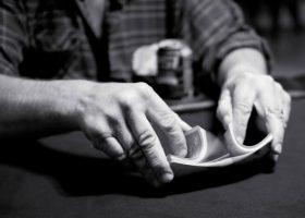 Baccarat, het tafelspel dat alleen om geluk draait